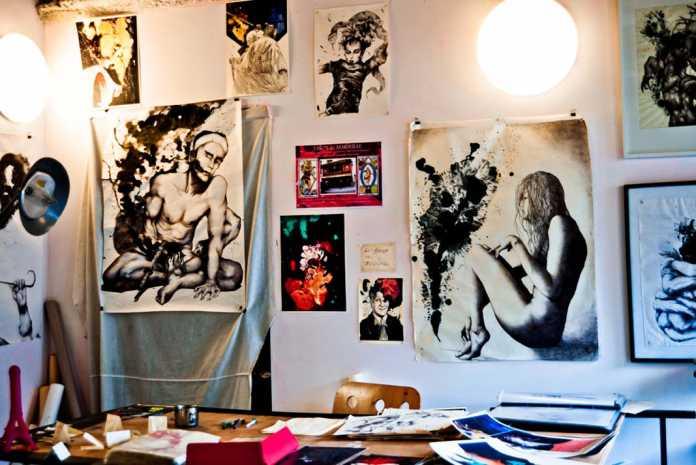 59 Rivoli, Artist Squat, Paris | Urban MIshmash
