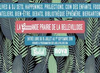 Festival LA GRRRRRANDE PRAIRIE, La Bellevilloise | Urban Mishmash