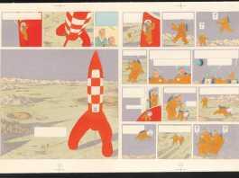 Herge - Tintin - 2016 Art Exhibition at Grand Palais | Paris