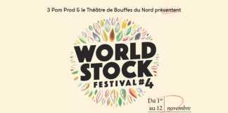 Worldstock Festival 2016 | World Music Concert and Gigs | November 2016 | Urban Mishmash Paris