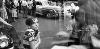 Louis Faurer, Photography Exhibition at Henri Cartier Bresson Foundation Paris | Urban Mishmash