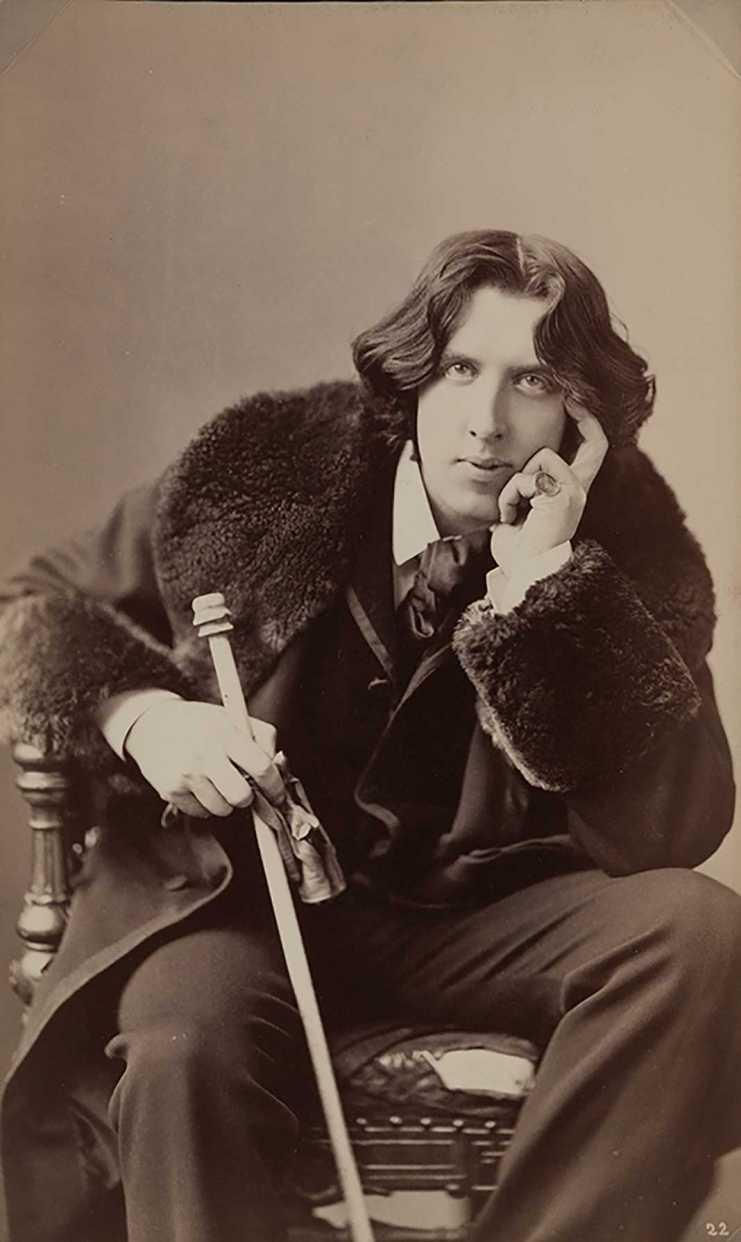 Oscar Wilde: Insolence Incarnate