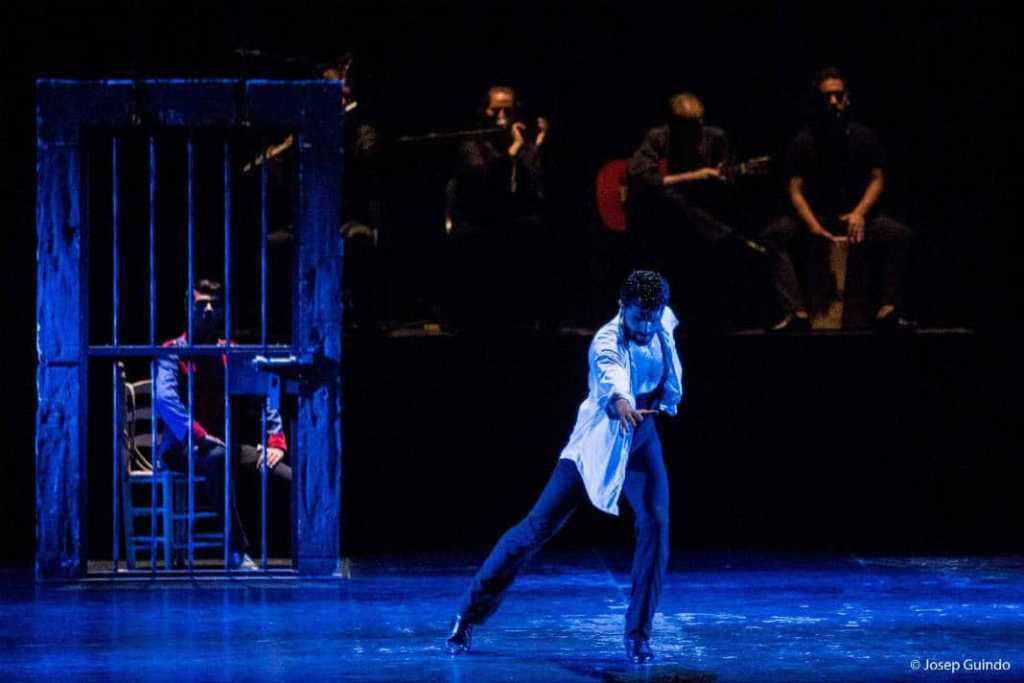 Ruben Molina, Nuit Flamenco, Cafe de la Danse, Paris | Urban Mishmash