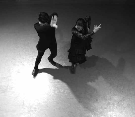 Teaser, Ruben Molina, Nuit Flamenco, Cafe de la Danse, Paris | Urban Mishmash