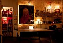 A hidden restaurant in Paris: Le Derrière   Best Things to Do In Paris   Unusual Paris   Urban Mishmash