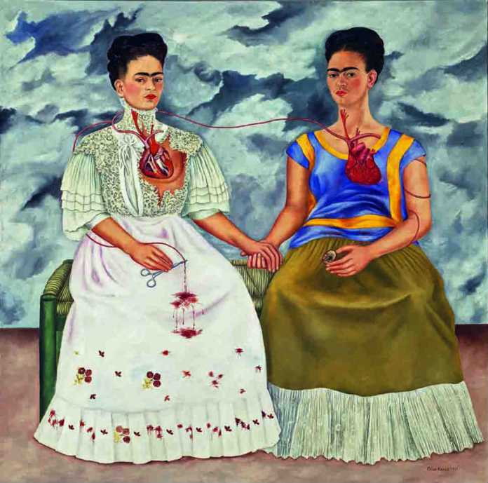 Frida Kahlo, Mexique - Exhibition at Grand Palais, Paris | Urban Mishmash