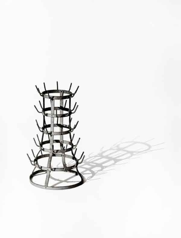 Marcel Duchamp, Porte Bouteilles (Bottle Rack) | Art Exhibition | Le Marais, Paris | Urban Mishmash