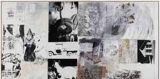 Robert Rauschenberg, Salvage - Art Exhibition | Le Marais, Paris | Urban Mishmash