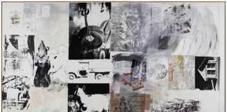 Robert Rauschenberg, Salvage - Art Exhibition   Le Marais, Paris   Urban Mishmash