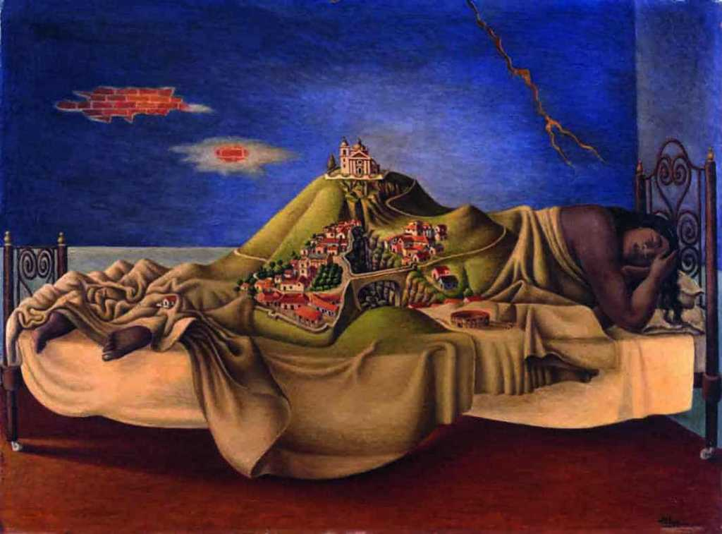 Antonio Ruiz, The Dream of Malinche Mexico - Exhibition at Grand Palais, Paris | Urban Mishmash