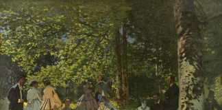 Monet, Luncheon on the Grass, Exhibition Icons of Modern Art - The Shchukin Collection at Fondation Louis Vuitton, Paris   Urban Mishmash