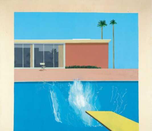 David Hockney Retrospective | Centre Pompidou - Art exhibitions 2017 Paris | Urban Mishmash
