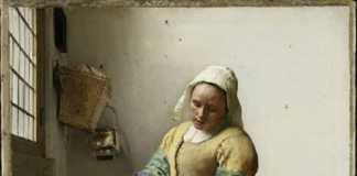 Must See Art Exhibitions in Paris 2017 - Vermeer and the masters of Genre Painting, The Louvre Museum | Urban Mishmash