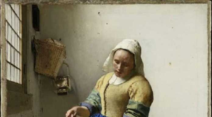 Must See Art Exhibitions in Paris 2017 - Vermeer and the masters of Genre Painting, The Louvre Museum   Urban Mishmash