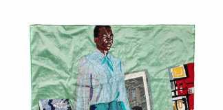 Billie Zangewa, Art Paris Art Fair 2017 - African Art - Things to do in Paris | Urban Mishmash