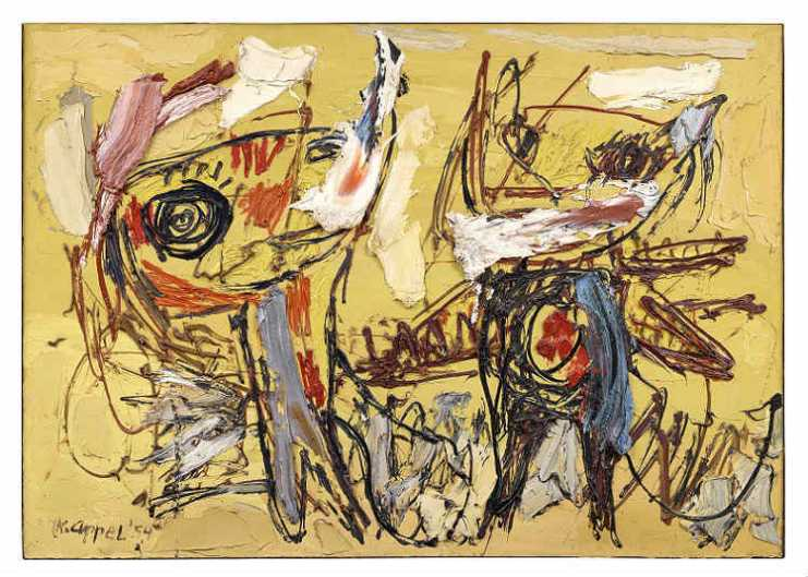 Karel Appel: Art as Celebration!