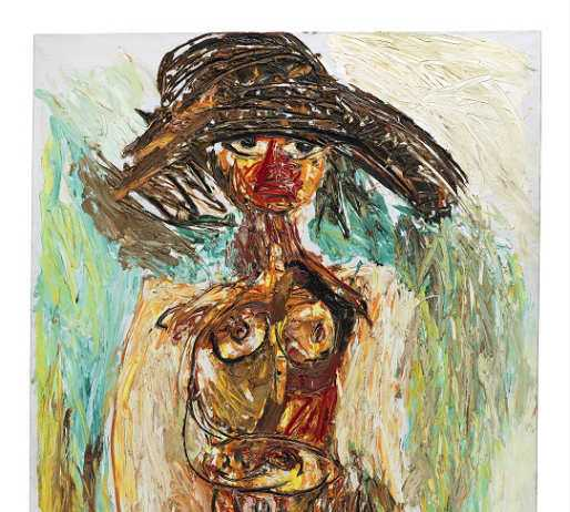 Machteld, Karel Appel Retrospective Exhibition at Musee d'art modern | Exhibitions in Paris | Urban Mishmash