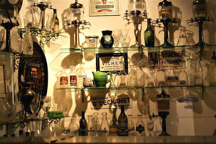 Absinthe Museum, Auvers-sur-Oise, France: Day Trips from Paris | Urban Mishmash