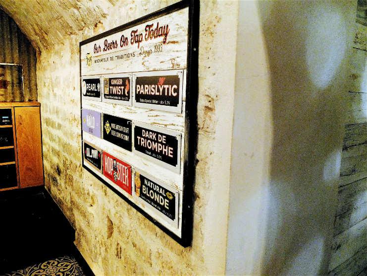 Craft beer in Paris | Things to do this week in Paris | Urban Mishmash