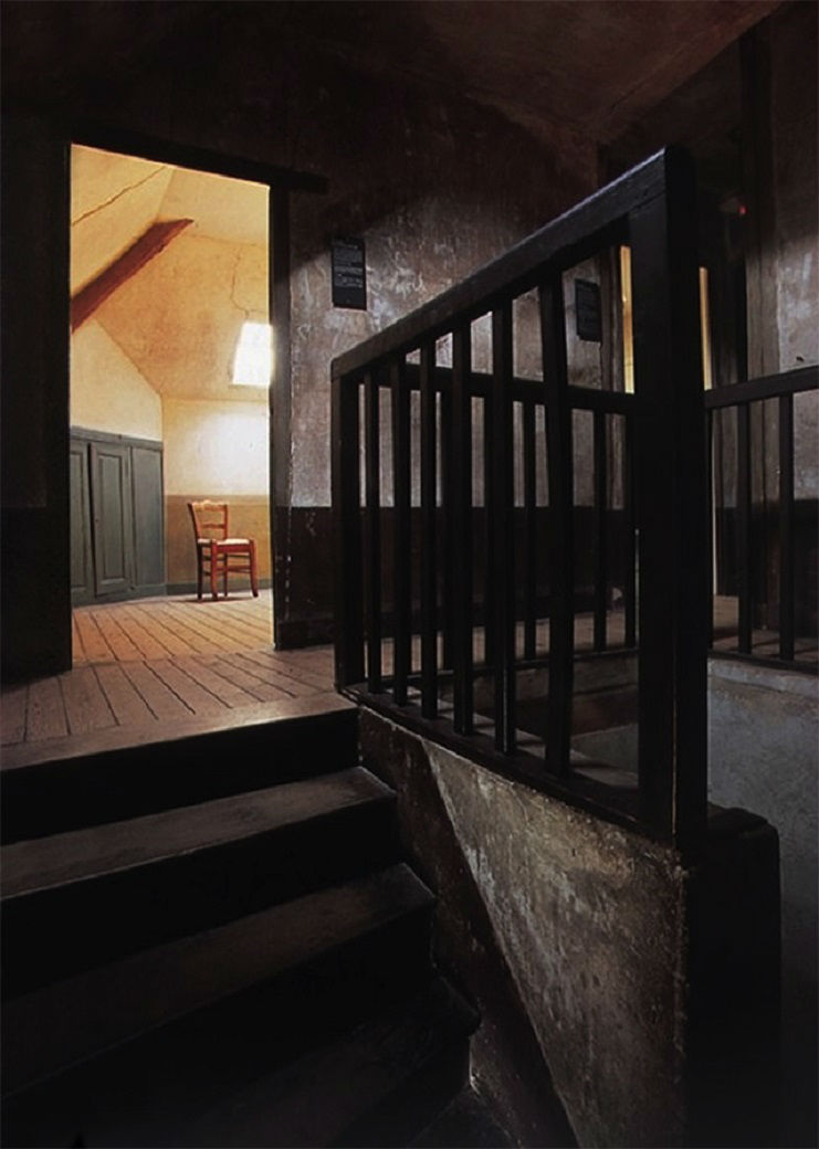 Van Gogh's Room, Auberge Ravoux, Auvers-sur-Oise : Day Trips from Paris | Urban Mishmash