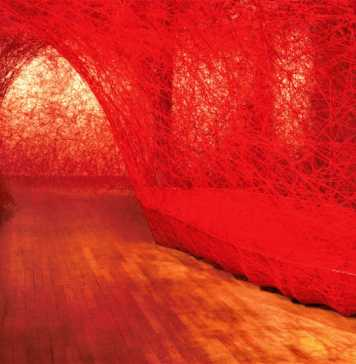 Chiharu Shiota: Destination