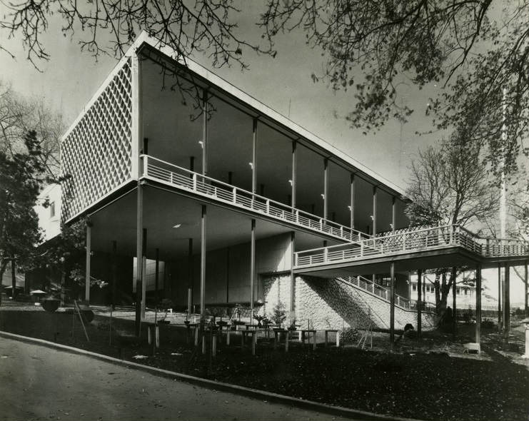 Junzo Sakakura, Exhibition in Paris, Japan National Pavilion, Paris 1937