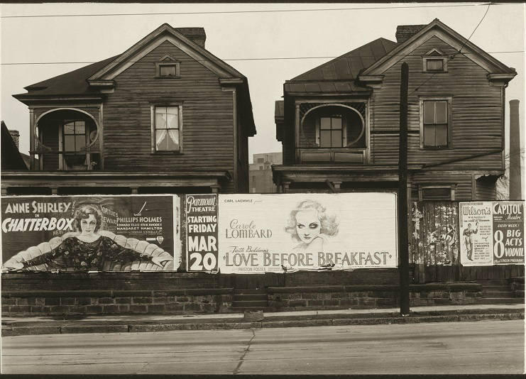 Walker Evans, Retrospective Exhibition, Centre Pompidou, Paris | Urban Mishmash
