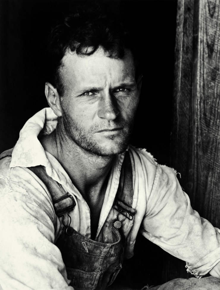 Walker Evans, tenant Farmer, Retrospective Exhibition, Centre Pompidou, Paris | Urban Mishmash