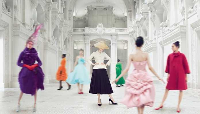 Christian Dior | Fashion Exhibition in Paris | Urban Mishmash