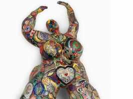 Niki de Saint Phalle's Women, Nana. Free exhibition in Paris | Urban Mishmash