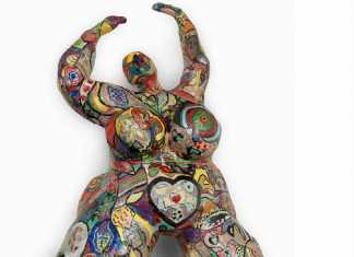 Niki de Saint Phalle's Women, Nana. Free exhibition in Paris | Urban Mishmash