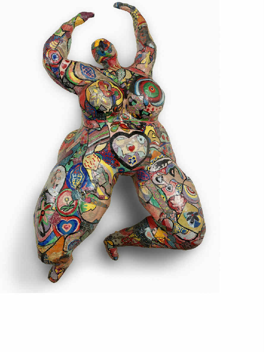Niki de Saint Phalle: Niki de Saint Phalle's Women